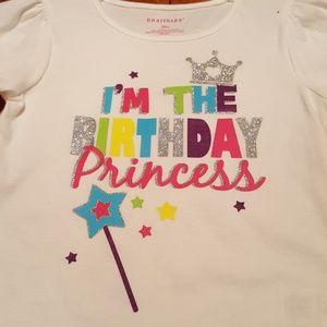 Girls Birthday T Shirt